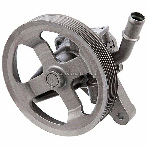05 acura rl power steering pump - 7