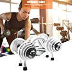 Durevole-Set-di-Manubri-Compact-manubri-in-Acciaio-Rack-manubri-bilanciere-Bagagli-Rack-for-la-casa-Gym-Manubrio-Essential-Equipment-Attrezzature-per-Il-Fitness