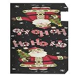 Wamika Christmas Santa Claus Mailbox Cover Ho