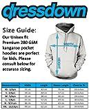 Dressdown No Thigh Gap - Kids Hoodie - Irish