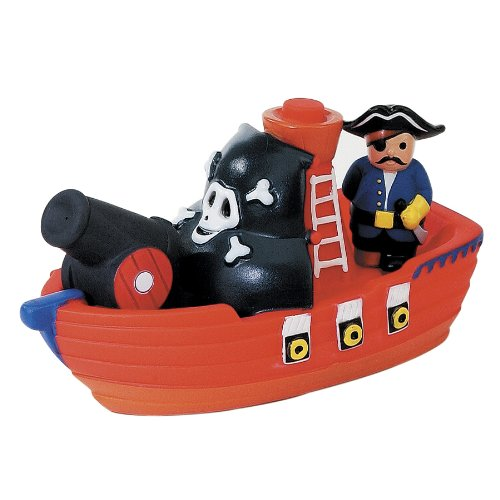 - D&D Distributing Bath Machines Pirate Boat