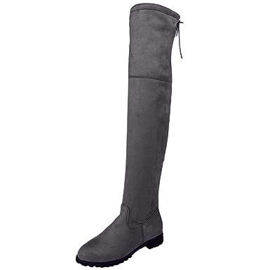 ABCone Scarpe Donna Elegante Stivali da Donna, Invernali