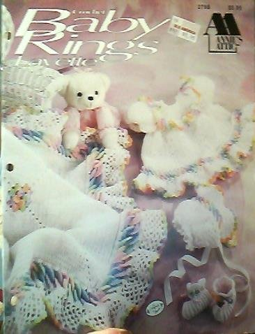 Baby Rings Layette (Crochet, 279B)