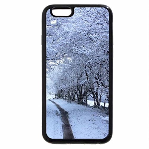 iPhone 6S / iPhone 6 Case (Black) Laswern Fawr Nr Crickhowell Brecon Beacons Wales.
