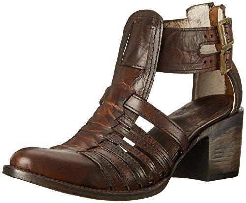 Freebird Women's Blake Boot, Cognac, 9 M US