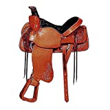 American Saddlery All Around Roper Saddle Chest 16