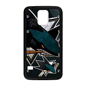 New Gift San Jose Sharks Durable Case for Samsung Galaxy S5 Snap On