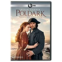 Masterpiece: Poldark Season 3 (UK Edition) DVD