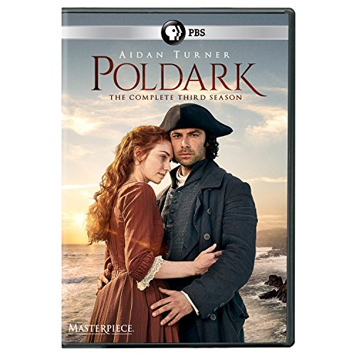 Poldark: The Complete Third Season (3rd Season Dvd)