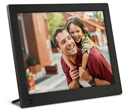 15 Inch Hi-Res Digital Photo & HD Video (720p) Frame with Hu-Motion Sensor & 8GB USB included (X15D)