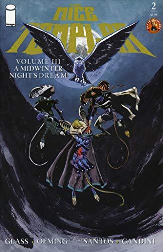 Mice Templar, The (Vol. 3) #2A VF ; Image comic book