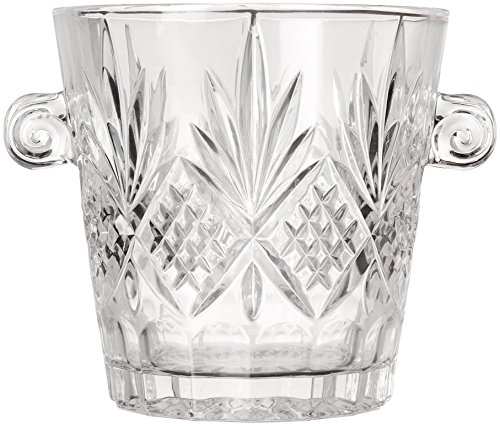 Godinger Dublin Crystal Ice Bucket