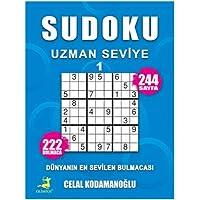 Sudoku Uzman Seviye 1: Dünyanın En Sevilen Bulmacası