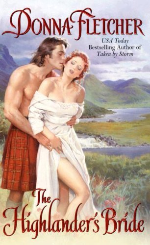 The Highlander's Bride (Scottish Duo) by [Fletcher, Donna]
