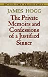 Image of The Private Memoirs and Confessions of a Justified Sinner (Dover Thrift Editions)