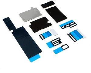 GVKVGIH Logic Motherboard Heat Shield Dissipation Film Sticker for iPhone 7Plus with Foam Gasket