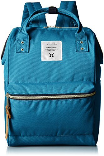anello #AT-B0197B small backpack with side pockets (blue) by Anello
