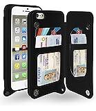 Best Bastex Iphone 6 Plus Wallet Cases - iPhone 6 Plus/6s Plus Case, Bastex Hidden Back Review