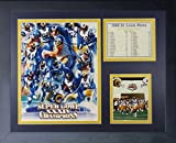 "Legends Never Die ""1999 St. Louis Rams Champions"" Framed Photo Collage, 11 x 14-Inch"