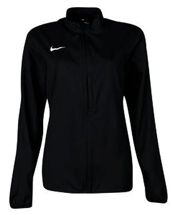16e133dfaeb3 Nike Women s Team Performance Jacket Black 645832 010 (Small) at ...