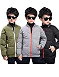 Menschwear Boy's Winter Short Down Jacket