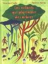 Les enfants qui plantaient des arbres par Tadjo