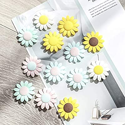 Let's Make Silicone Beads Teether Toy 10PC Mixed Color Sunflower Silicone Teething Baby Safety Senses Grasping Toy Beads: Toys & Games