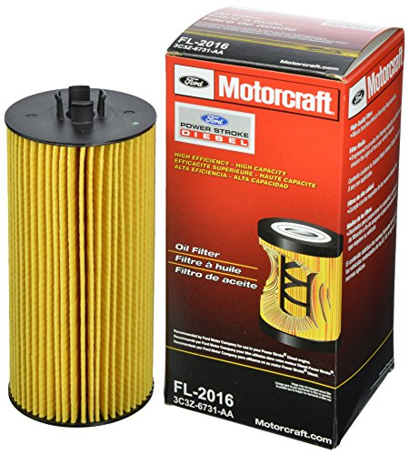 Motorcraft FL-2016 Oil Filter by Motorcraft