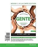 Gente: nivel b?ico, 2015 Release, Books a la Carte (3rd Edition) by Maria J. De la Fuente (2015-04-11)