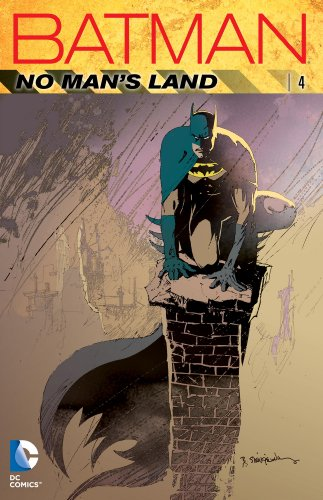 Batman: No Man's Land, Vol. 4 (No Mans Land Batman)