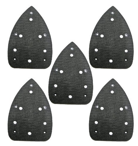 Ryobi 039065005001 Corner Cat Sander Backing Platen - 5 Pack