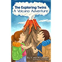 The Exploring Twins: A Volcano Adventure