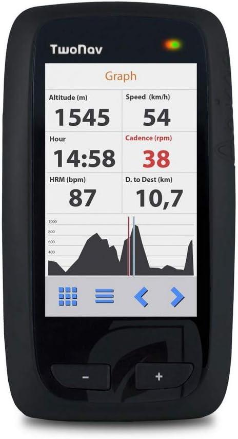 TwoNav Anima+ - Navegador Juvenil con navegador GPS Benelux Tomtom ...
