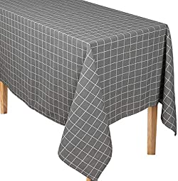 related image of Dedoot Table Cloth, Rectangular Tablecloth 55x70 Inch
