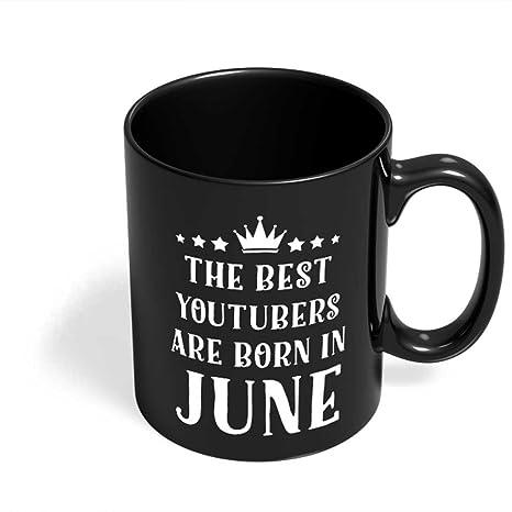 Amazon.com: Youtubers tazas | Taza de regalos de cumpleaños ...
