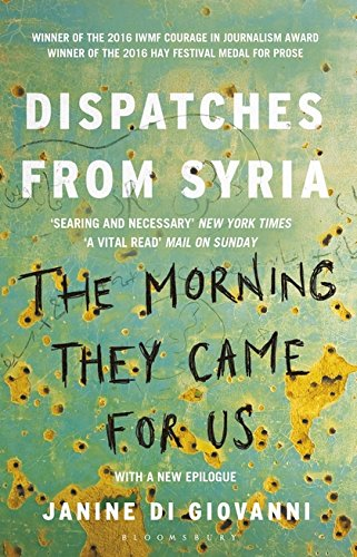 Download The Morning They Came for Us: Dispatches from Syria pdf