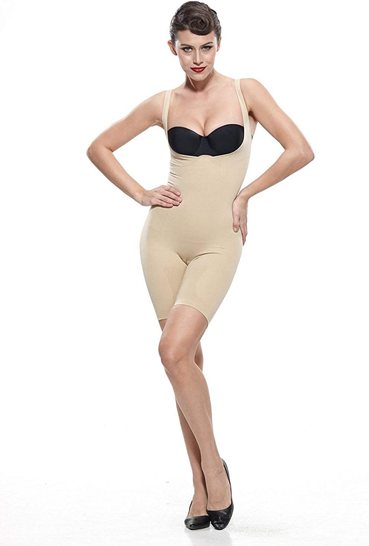 Franato Womens Shapewear Wear Your Own Bra Firm Tummy Control Body Shapers