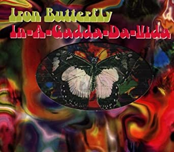 Iron butterfly in-a-gadda-da-vida | releases | discogs.