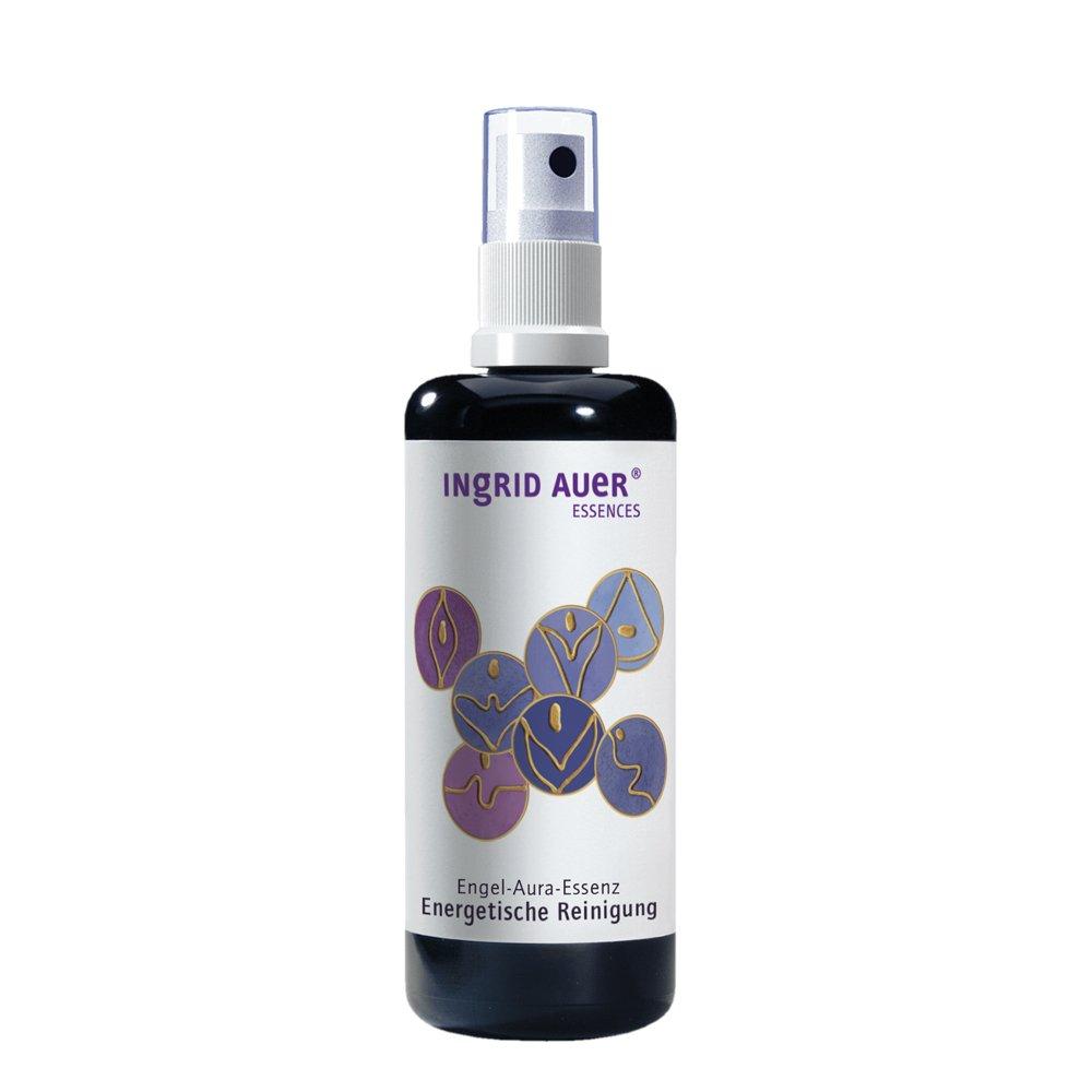 Ingrid Auer Angeli Aura di essenza (100ML SPRAY) ENERGET ische pulizia–Pulizia Di Aura, Chakra e morphogenetischem Campo Bitto