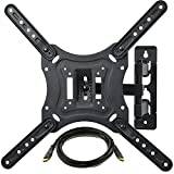 Mediabridge Articulating Full Motion TV Wall Mount Review and Comparison