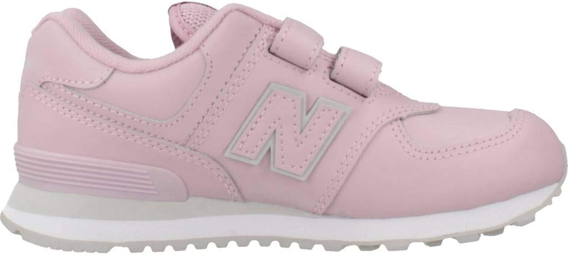 Zapatillas de Niña New Balance YV574ERP Rosa 28 Rosa: Amazon