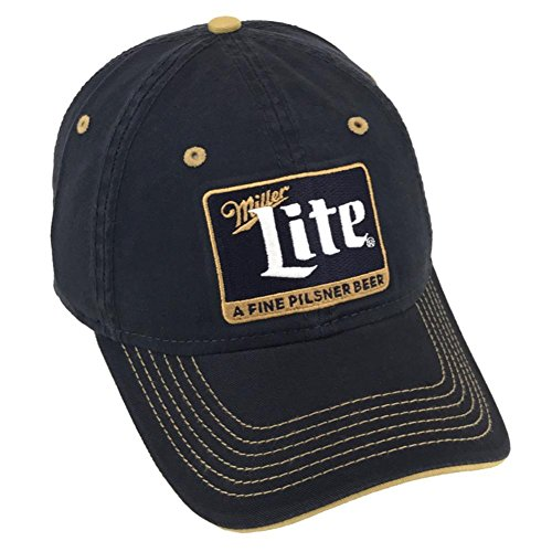 Miller Lite - Pilsner Patch Hat 8 x ()