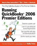 Running Quickbooks 2008, Kathy Ivens, 1932925031