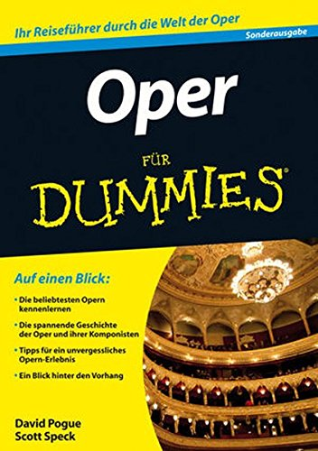 Oper fr Dummies (German Edition)