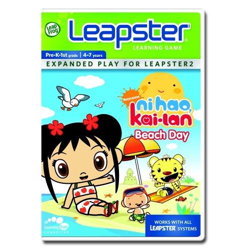 LeapFrog Leapster Learning Game Ni Hao, Kai-lan