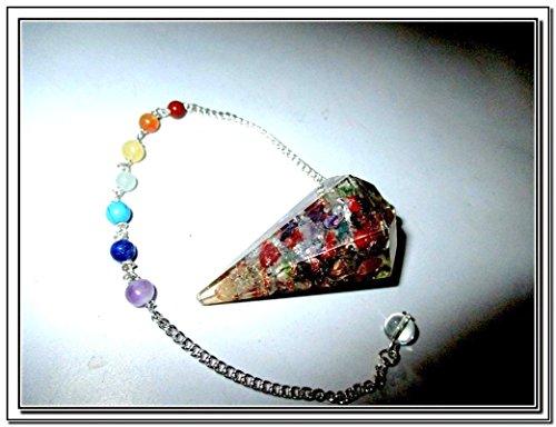 Pendulum Healing Crystal Natural Piezoelectric