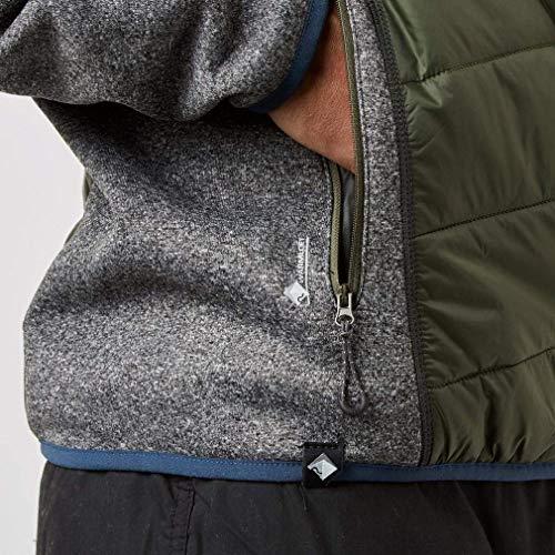 Homme Khaki Hydrofuge dark Léger Hybride Regatta Softshell Andreson Black Iii Pour wqAAax