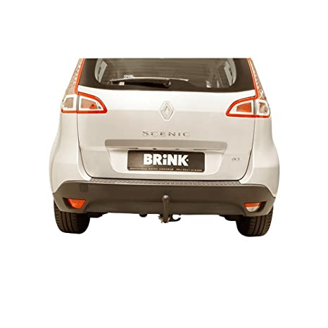 Amazon.es: Brink 512500 fija cuello de cisne Tow Bar - Renault Megane II/ Megane III, Scenic II/Grand Scenic II/Scenic III