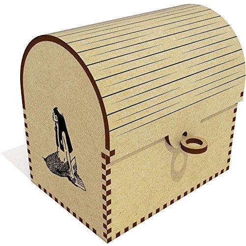 'The Little Mermaid' Treasure Chest / Jewellery Box (TC00001318)