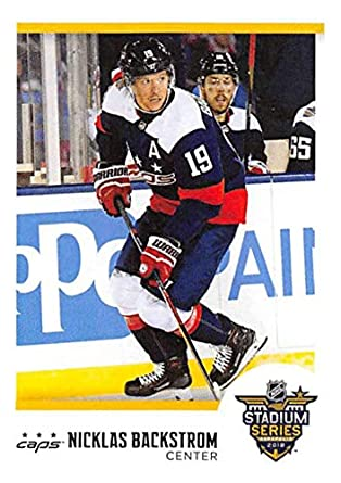 new product 19a10 f82eb Amazon.com: 2018-19 Panini NHL Stickers Collection #518 ...